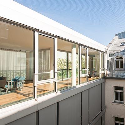 Modernes Dachgeschoss - Dachgeschoss. Modern. Hochwertig. Altstadt.